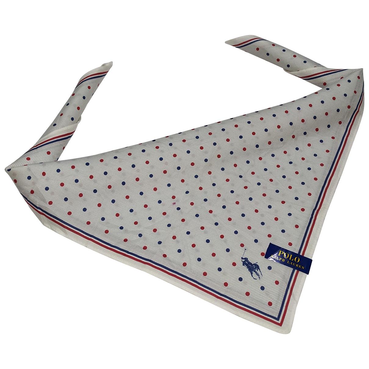 Polo Ralph Lauren \N Multicolour Cotton Silk handkerchief for Women \N