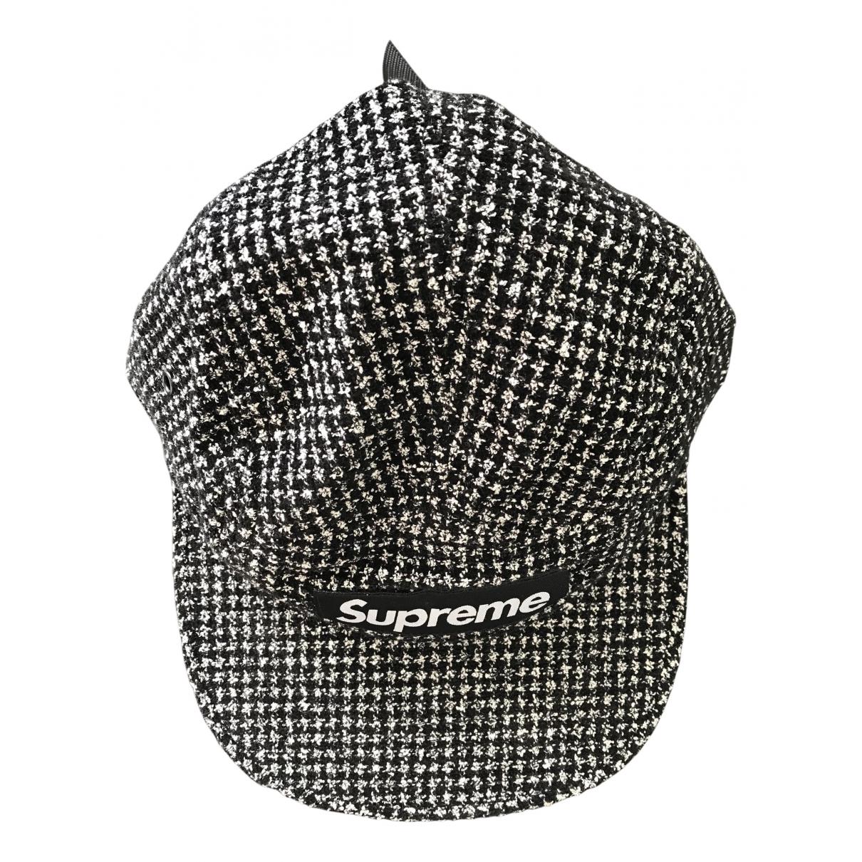 Supreme - Chapeau & Bonnets   pour homme - gris