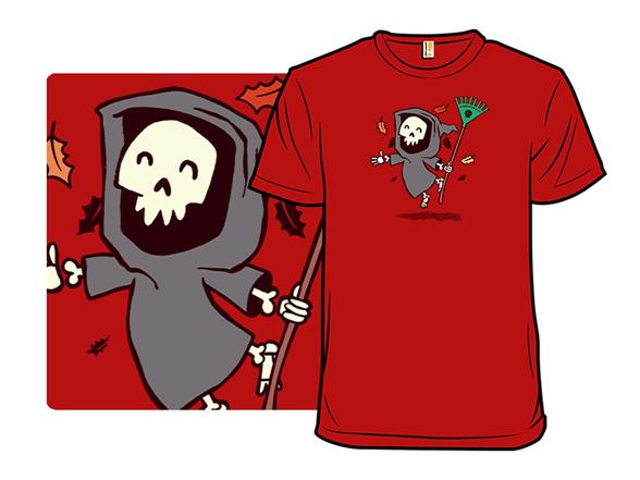 Grim Leafer T Shirt