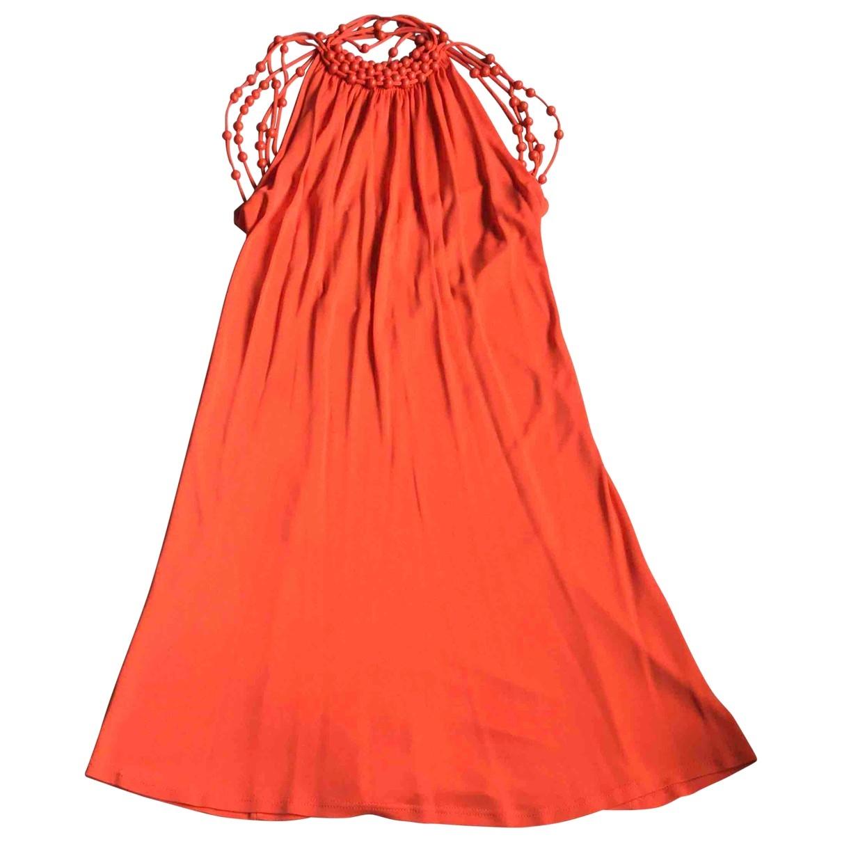 Celine - Robe   pour femme - rouge