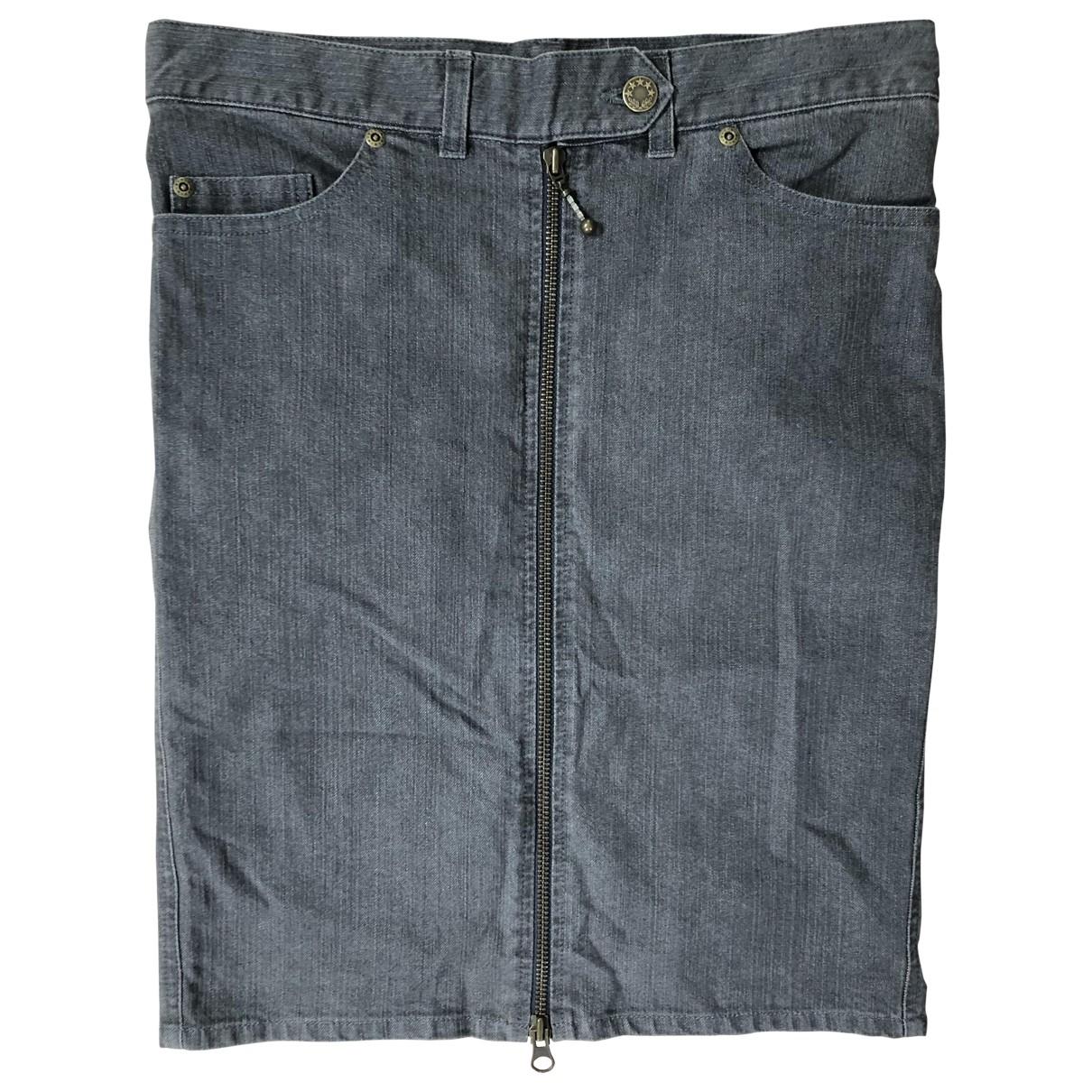 Wood Wood \N Rocke in  Grau Denim - Jeans