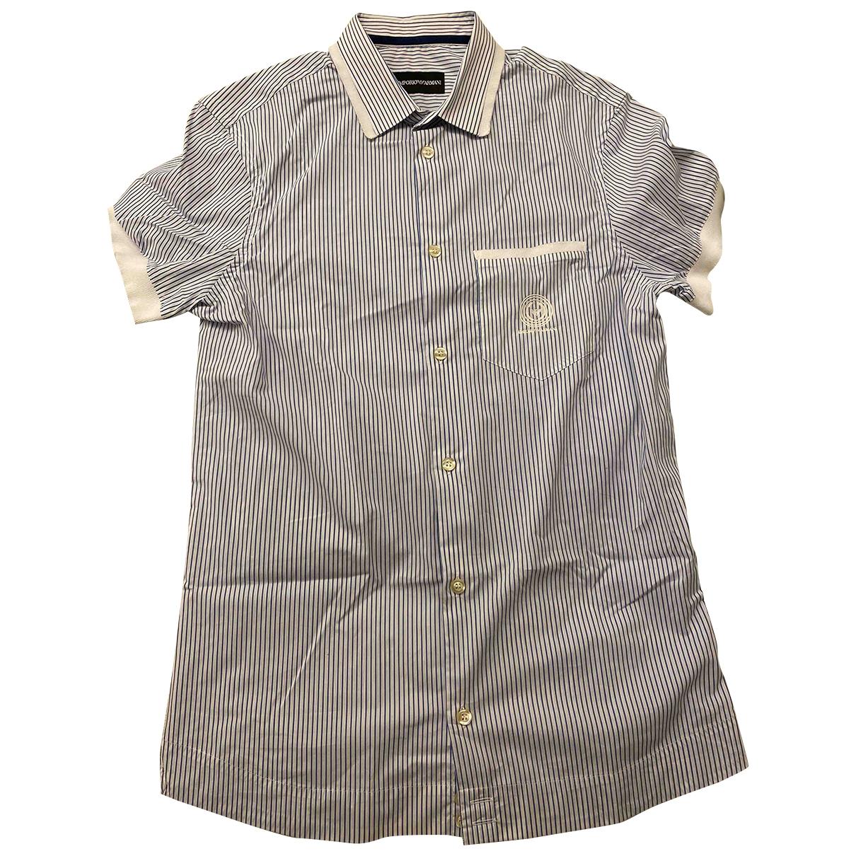 Camisas Emporio Armani