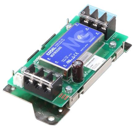 Cosel STMGFW 30W Isolated DC-DC Converter PCB Mount, Voltage in 9 → 36 V dc, Voltage out ±24V dc