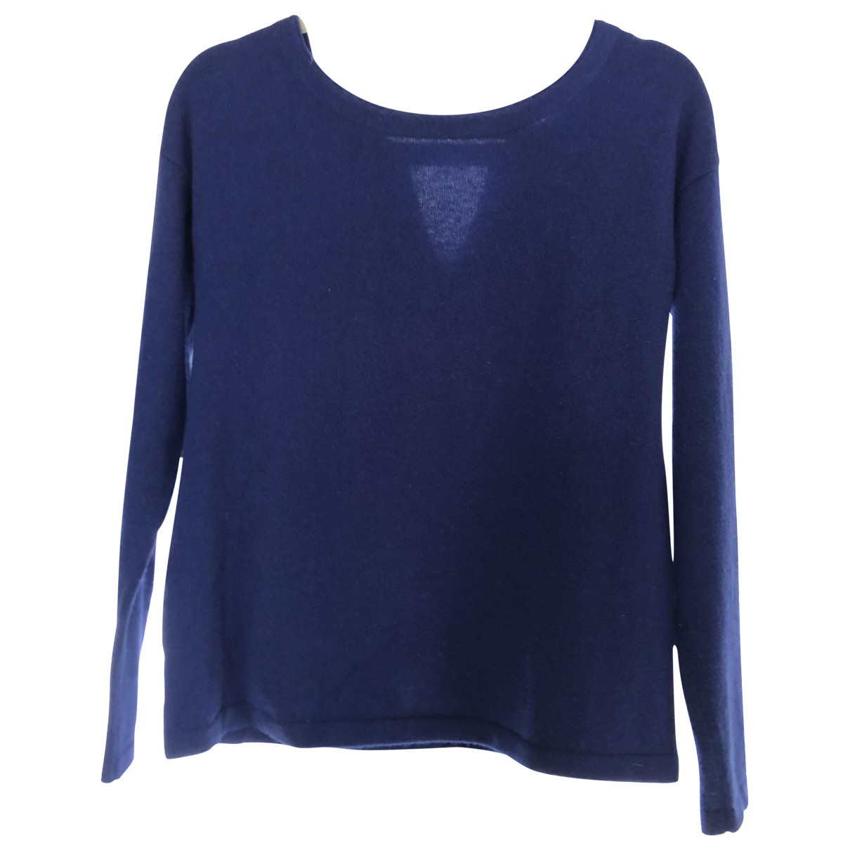 Comptoir Des Cotonniers \N Blue Cashmere Knitwear for Women 12 UK