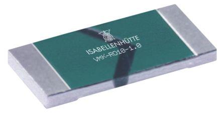 Isabellenhutte 62mΩ, 1206 (3216M) Resistor ±1% 1.5W - VMK-R062-1.0-U (12500)