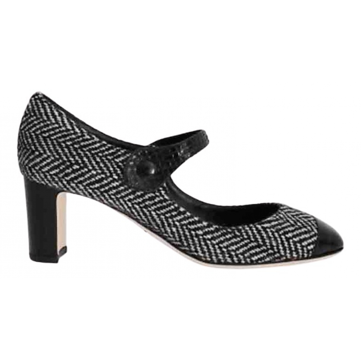 Dolce & Gabbana \N Pumps in  Grau Tweed