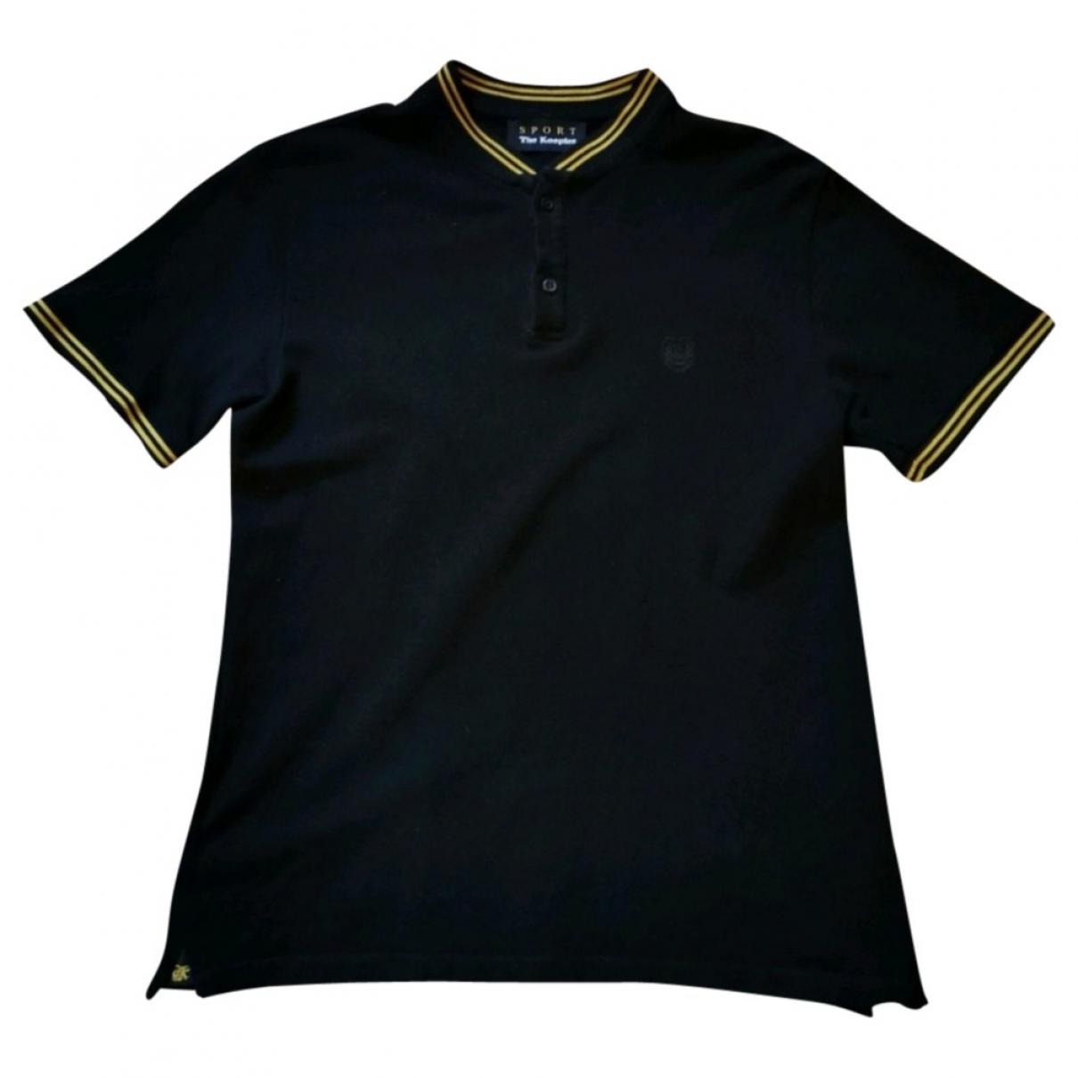 The Kooples \N Black Cotton Polo shirts for Men S International