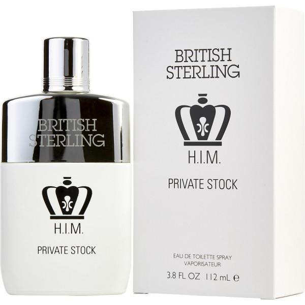 British Sterling Him Private Stock - Dana Eau de Toilette Spray 112 ML