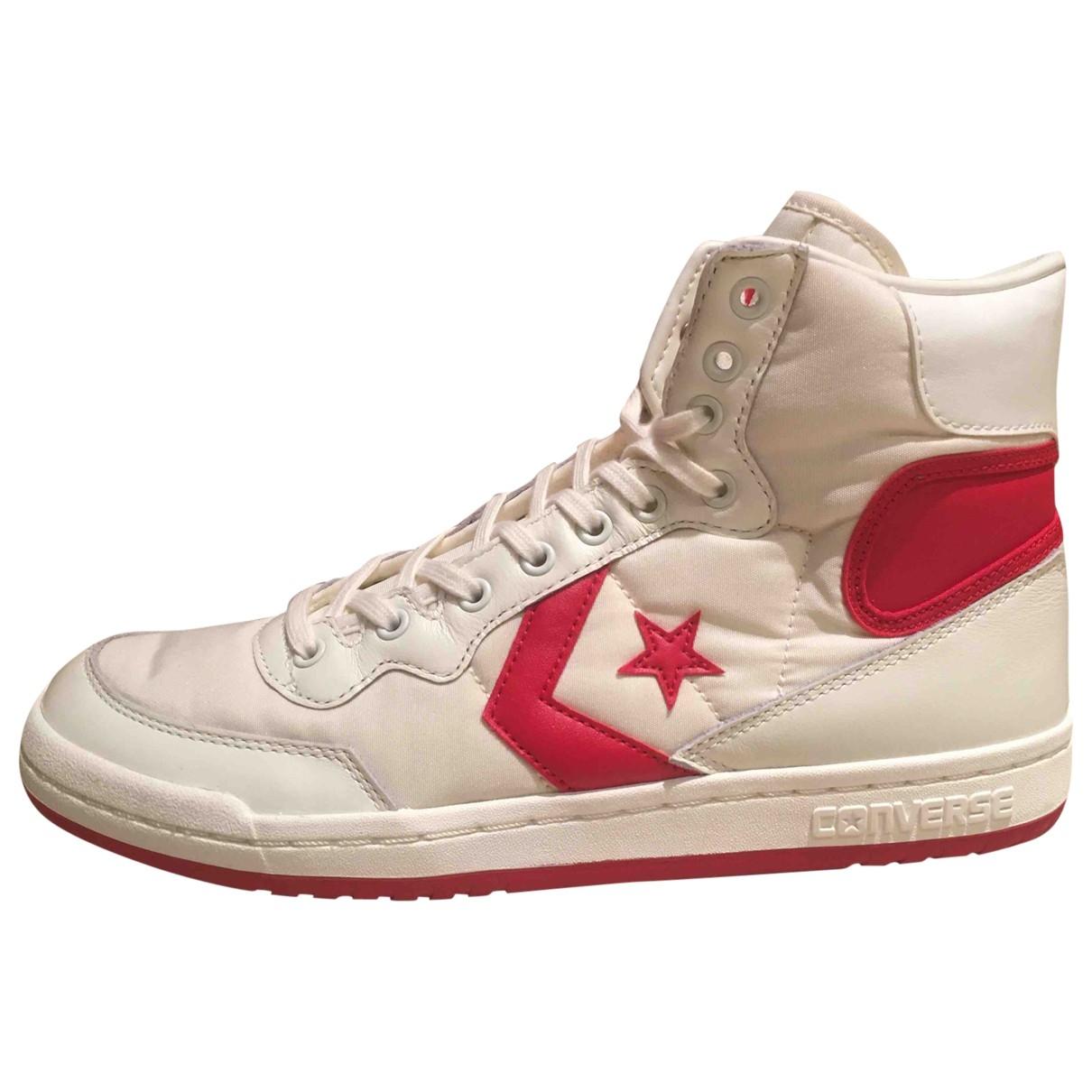 Converse \N Sneakers in  Beige Leder