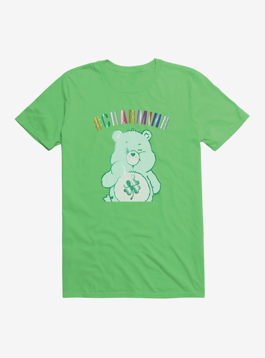 Care Bears Good Luck Bear Charming T-Shirt