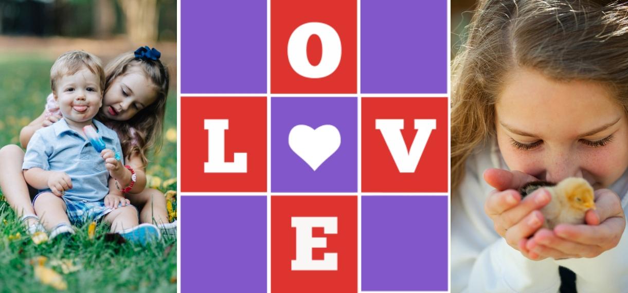Love 15 oz. Mug, Gift -Love Blocks