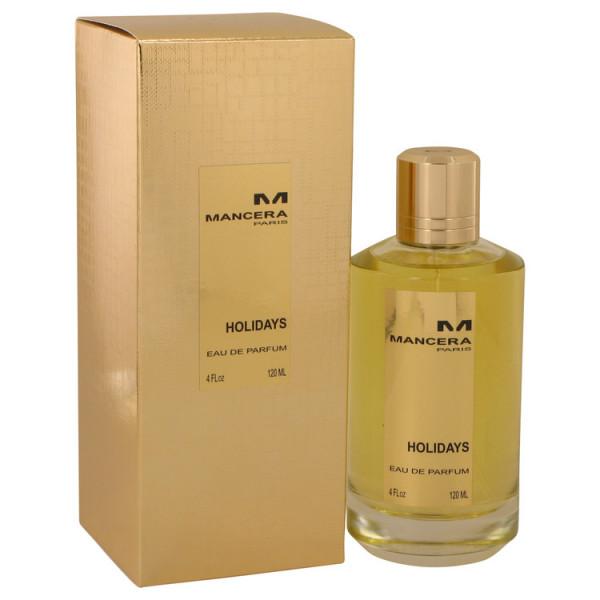 Holidays - Mancera Eau de Parfum Spray 120 ml