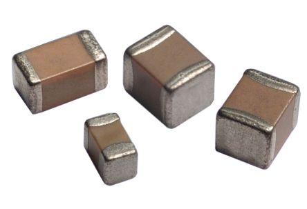AVX 0805 (2012M) 27pF MLCC 50V dc SMD 08055A270JAT2A (4000)