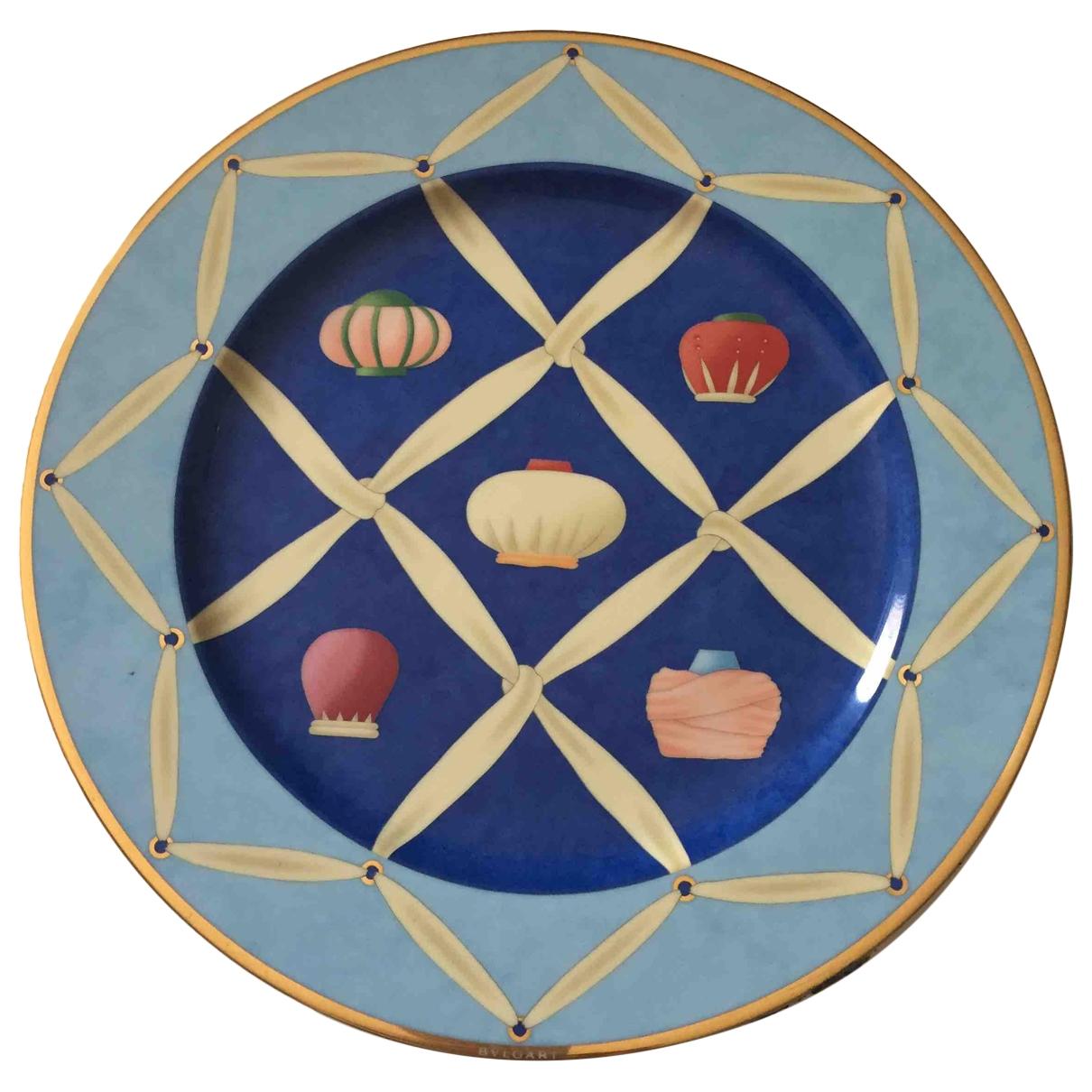 Bvlgari - Objets & Deco   pour lifestyle en porcelaine