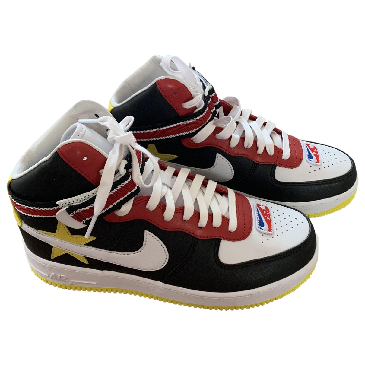 Nike By Riccardo Tisci - Baskets Air Force 1 pour homme en cuir