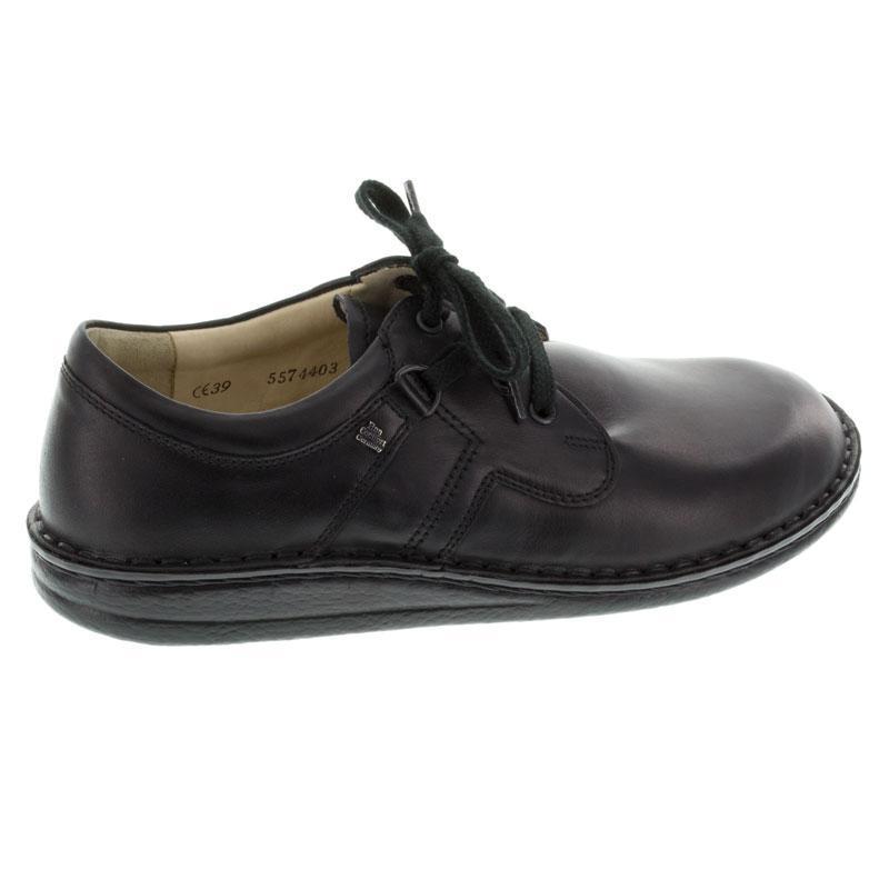 Finn Comfort Vaasa Black Leather 45