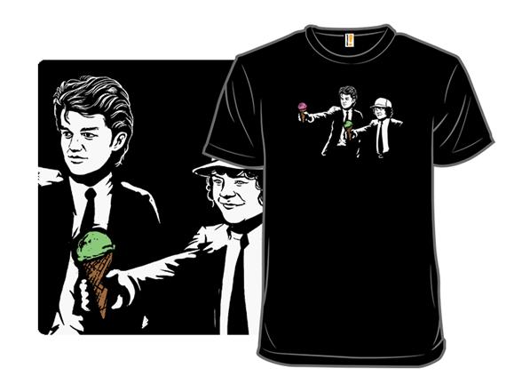 Scoop Fiction T Shirt