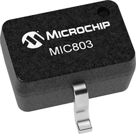 Microchip MIC803-29D3VC3-TR, Processor Supervisor 1V 3-Pin, SC-70 (3000)