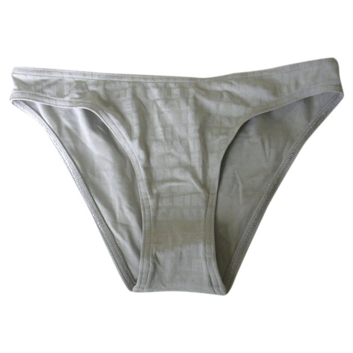 Calvin Klein \N Grey Swimwear for Women \N