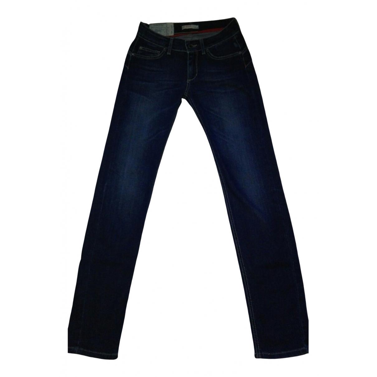 Liu.jo \N Blue Cotton Jeans for Women 26 US