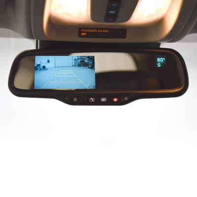 Brandmotion GM OnStar Auto Dimming Rearview Mirror - FLTW-7696