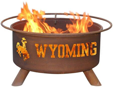 F236 Wyoming Fire