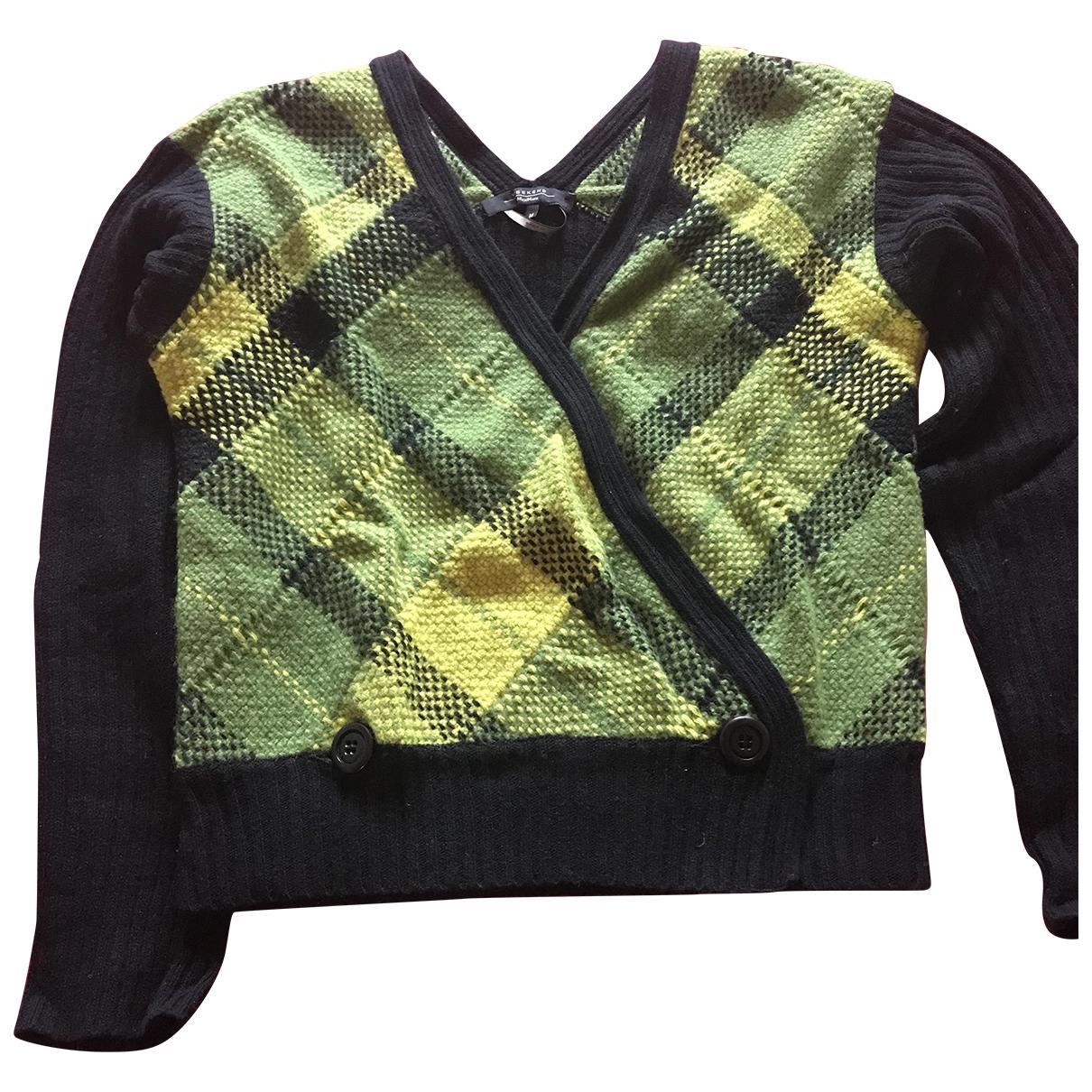 Max Mara Weekend - Pull   pour femme en laine - multicolore