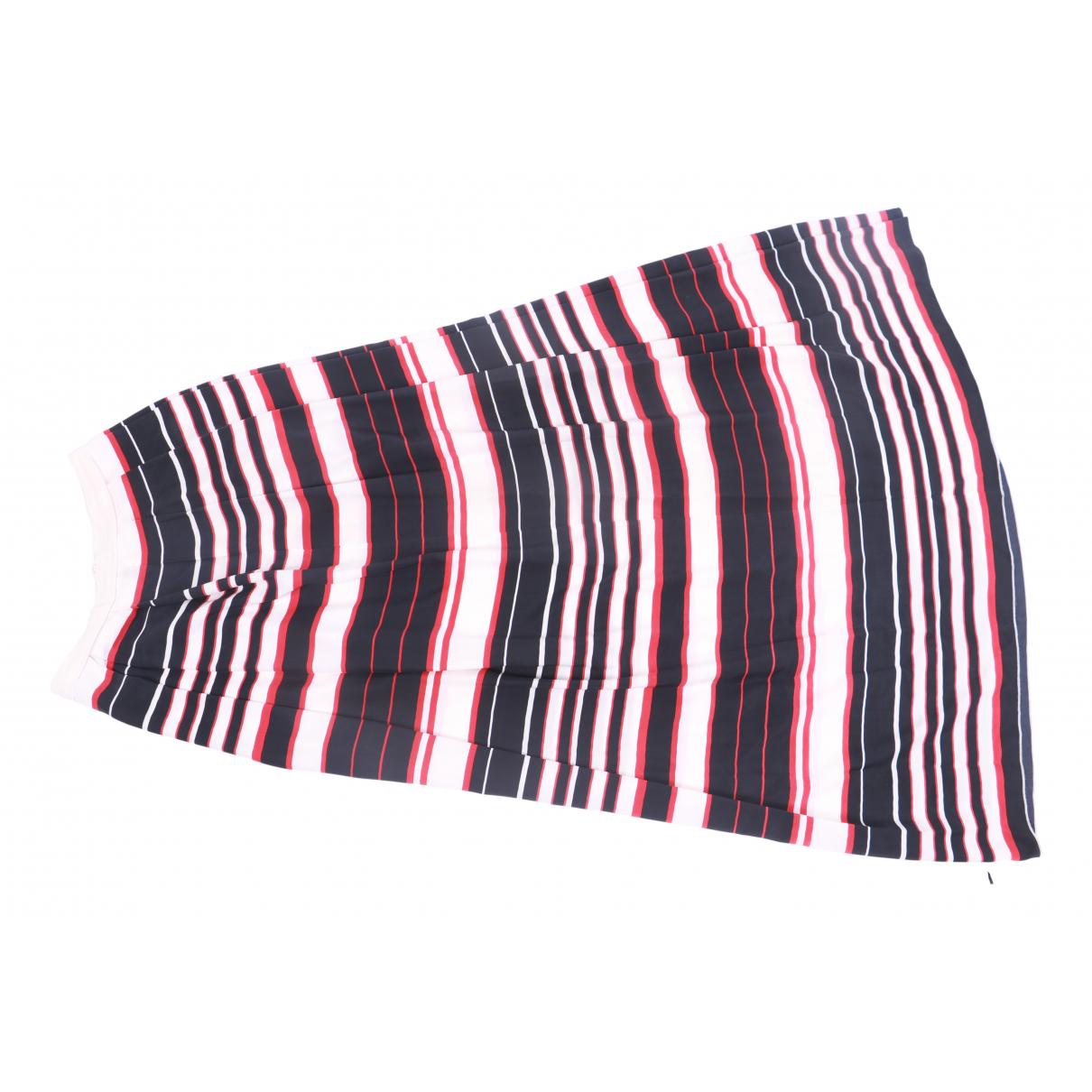 D&g N Multicolour Silk skirt for Women 42 IT