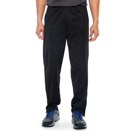 Xersion Mens Regular Fit Workout Pant, Large , Black