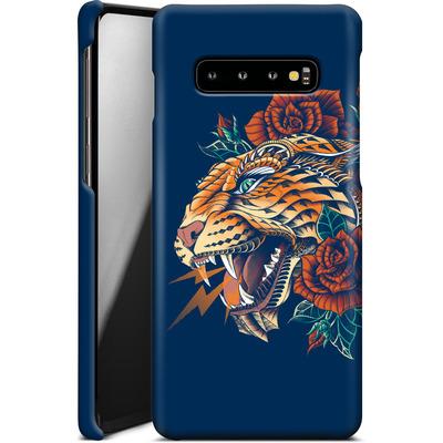 Samsung Galaxy S10 Plus Smartphone Huelle - Ornate Leopard von BIOWORKZ