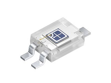 OSRAM Opto Semiconductors SFH 3400-2/3-Z Osram Opto, 120 ° IR + Visible Light Phototransistor, Surface Mount 3-Pin DIP package (5)