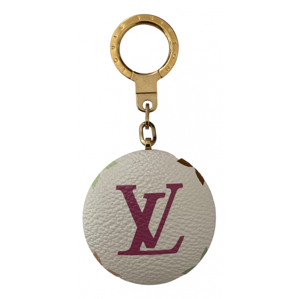 Louis Vuitton N Multicolour Cloth Bag charms for Women N
