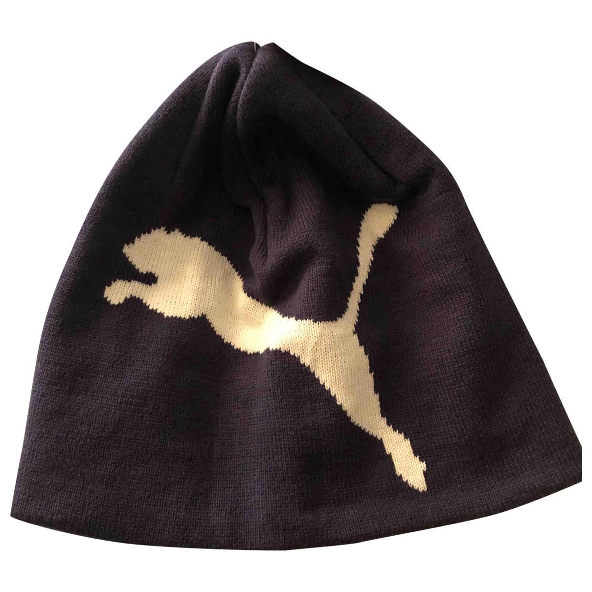 Puma \N Blue Wool hat & pull on hat for Men M International