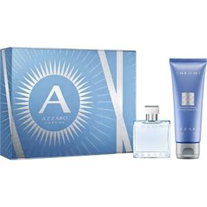 Azzaro Herrenduefte Chrome Geschenkset Eau de Toilette 50 ml + Hair & Body Shampoo 100 ml 1 Stk.