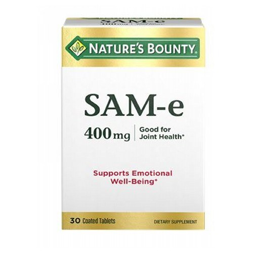 SAM-e Double Strength 24 X 30 Tabs by Nature's Bounty