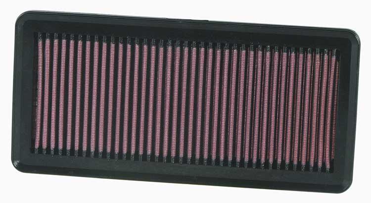K&N 33-2371 Replacement Air Filter Suzuki SX4 2007-2009 2.0L 4-Cyl