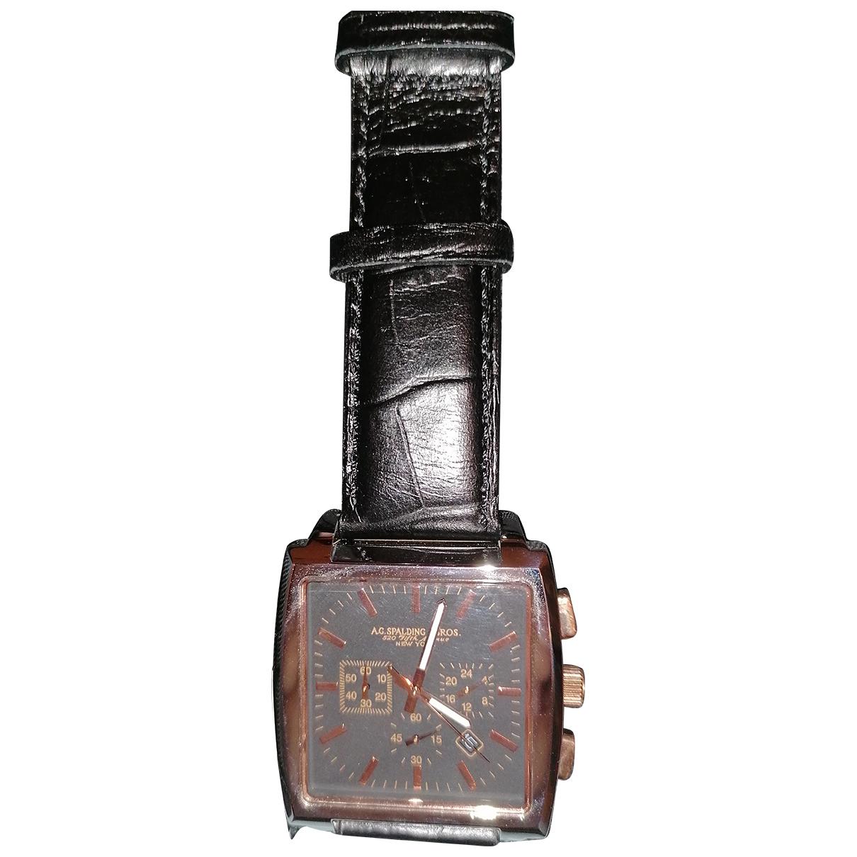 Relojes Ag Spalding & Bros