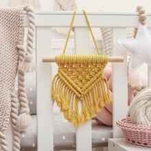 1 Stueck geflochtene Wandbehang