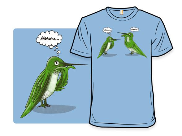 Hmmming Birds T Shirt