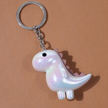 Cartoon Dinosaur Keychain