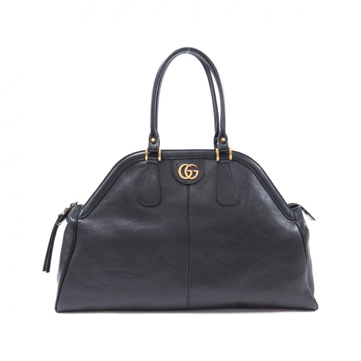 Gucci Re(belle) Black Leather handbag for Women \N
