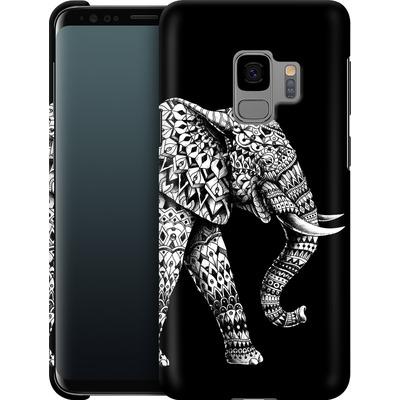 Samsung Galaxy S9 Smartphone Huelle - Ornate Elephant 3.0 von BIOWORKZ