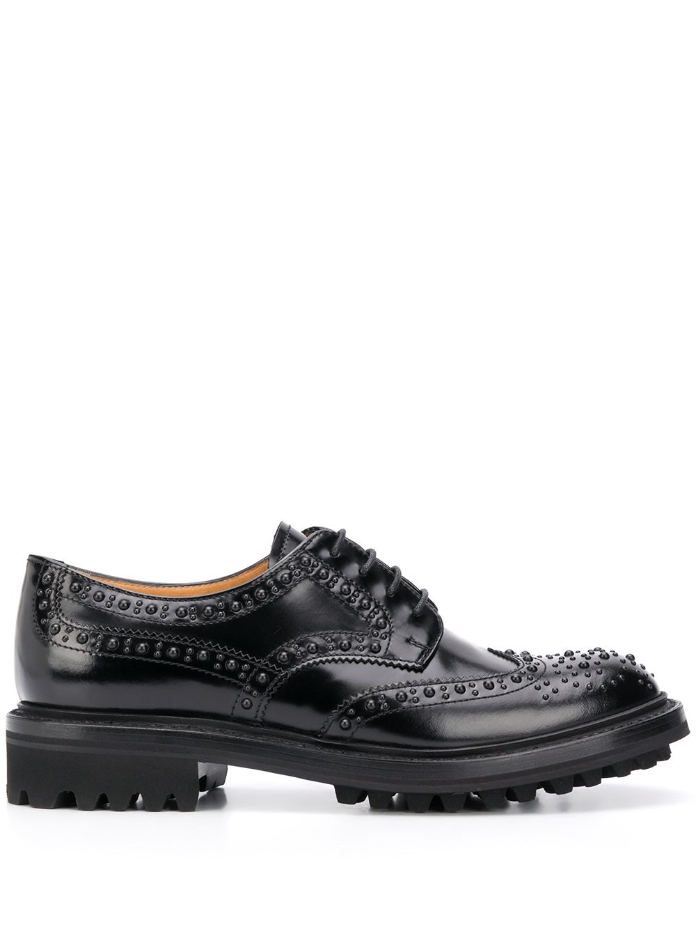 Ethel Leather Brogues