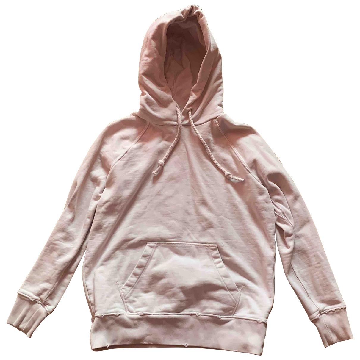 Levis - Pull   pour femme en coton - rose