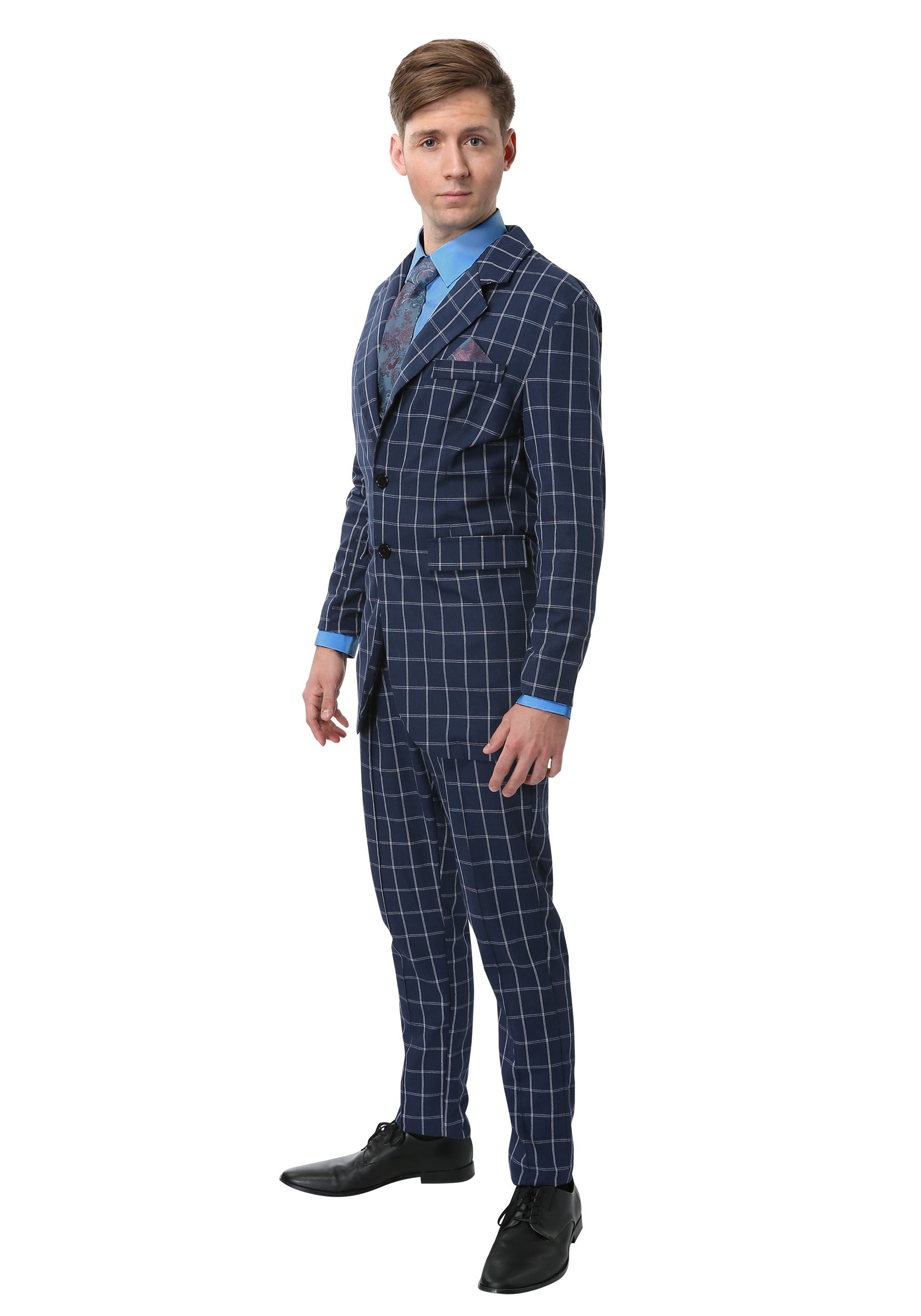 Hannibal Lecter Costume Suit for Men