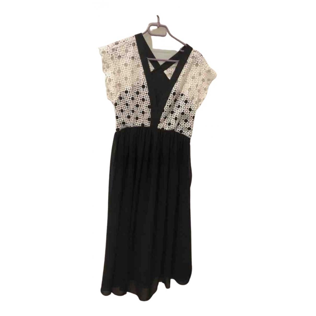 Sandro N Black dress for Women 36 FR