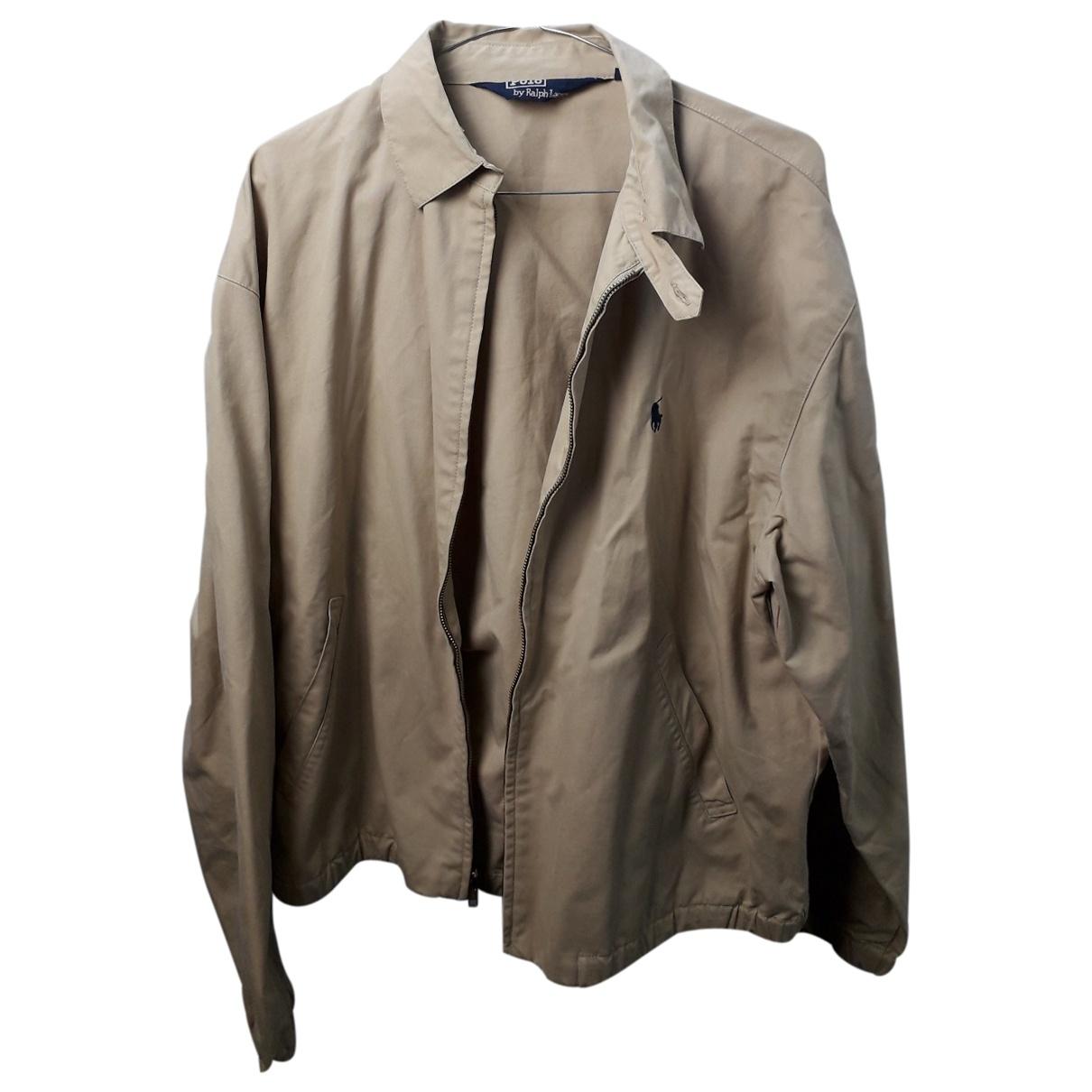 Polo Ralph Lauren \N Beige Cotton jacket  for Men M International