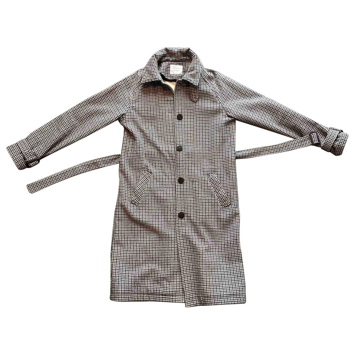 Les Coyotes De Paris N Brown Wool jacket & coat for Kids N