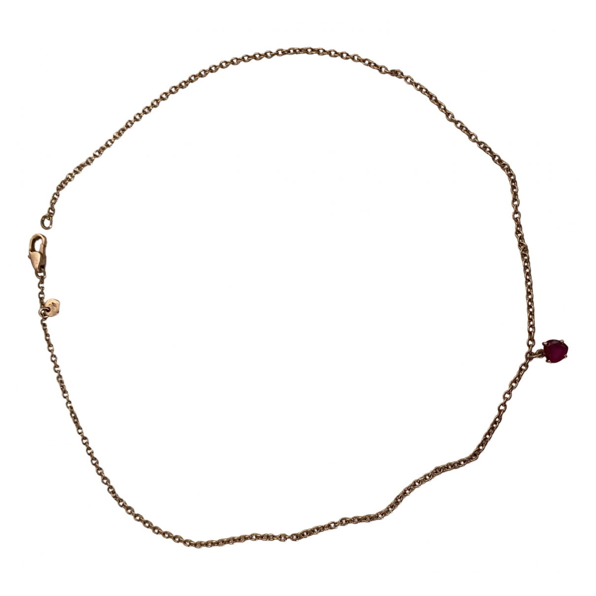 Dodo Pomellato - Collier   pour femme en or rose - rose