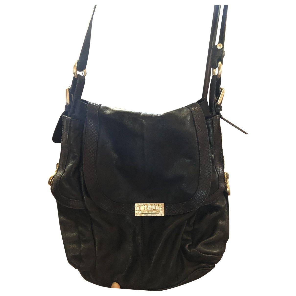 Jimmy Choo For H&m \N Black Fur handbag for Women \N
